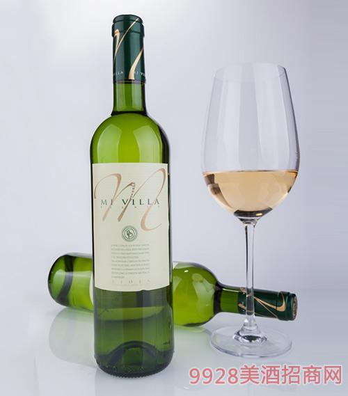 墅园精选干白葡萄酒2013