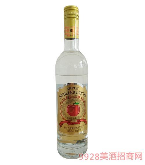 美峪伯爵苹果蒸馏酒40度500ml