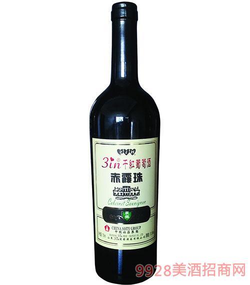 晨露赤霞珠干红葡萄酒750ml