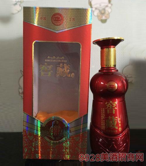 窖藏酒庆典版42度500ml