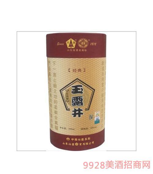 玉露井酒【经典】38度500ml