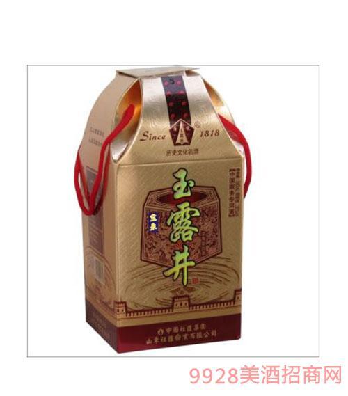 玉露井酒【宝泉】36度500ml