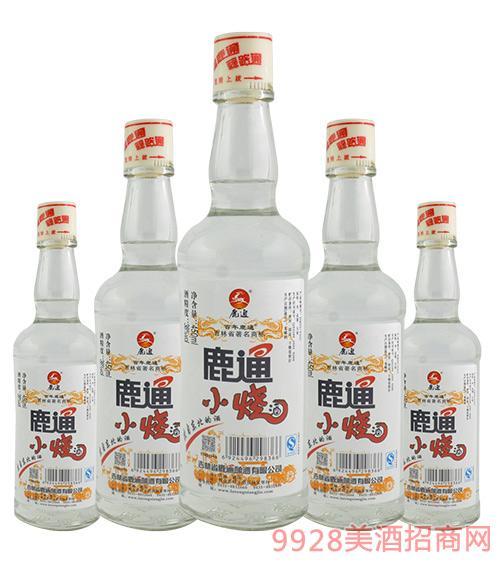 百年鹿通酒小烧酒