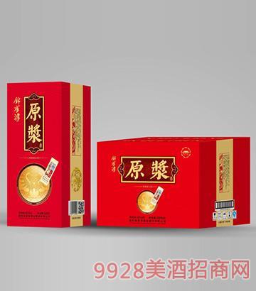 锦雀淳酒原浆酒(箱)