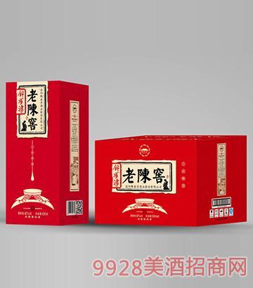 锦雀淳酒老陈窖(箱)42度500ml