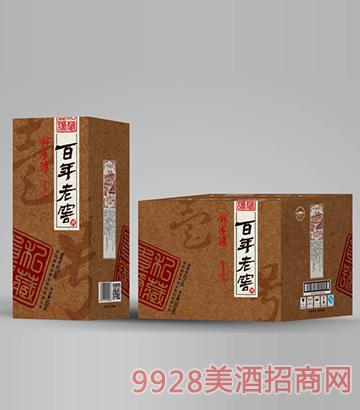 锦雀淳酒百年老窖(箱)42度500ml