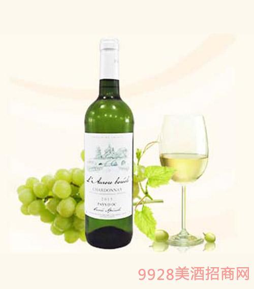 法国干白葡萄酒