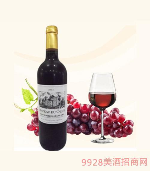 法国笛卡斯城堡干红葡萄酒