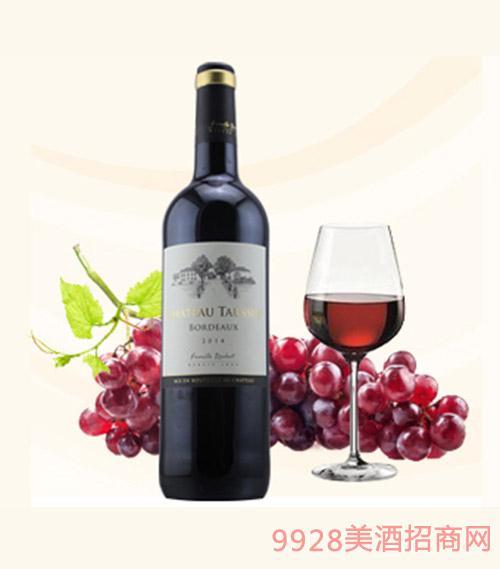 法国塔欣城堡干红葡萄酒