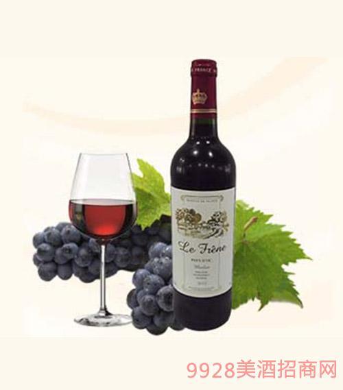 法国福瑞纳干红葡萄酒