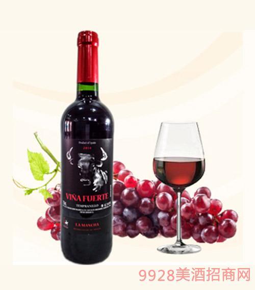 法国威特干红葡萄酒