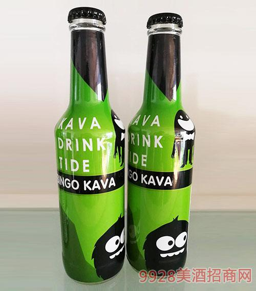 宾果饮品绿瓶