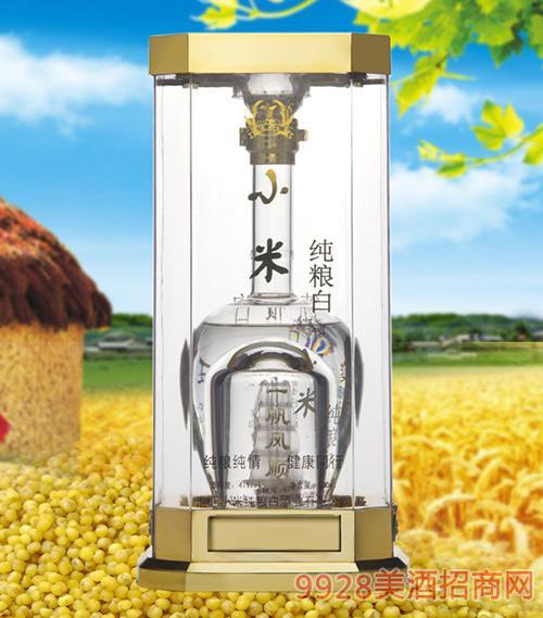 小米纯粮白酒一帆风顺41度500ml