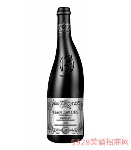 杰柏图优选干红葡萄酒13度750ml