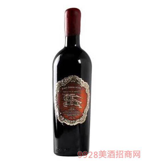 黑轩庄园侯爵干红葡萄酒14度750ml