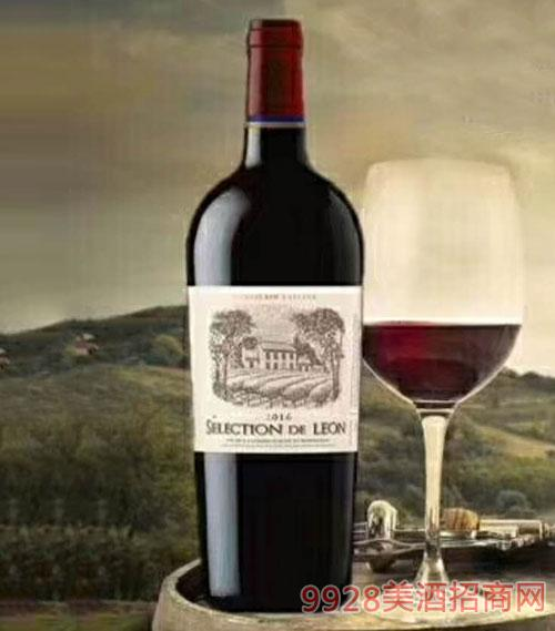 法国拉斐葡萄酒750ml