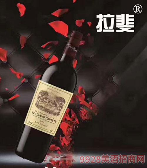 法国拉斐葡萄酒 750ml