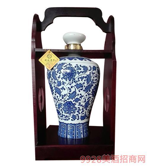 十善芳香封坛原浆酒52度500ml浓香型白酒