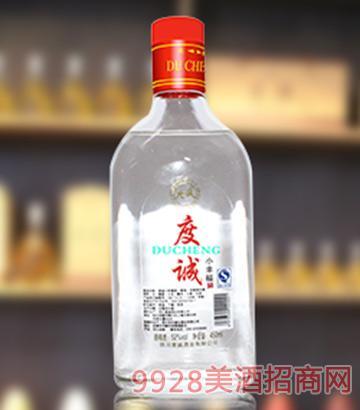度诚酒小幸福52度450ml
