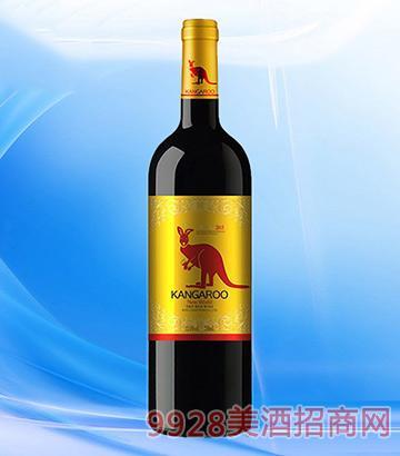 新世界袋鼠葡萄酒2015