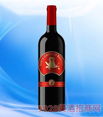 北美小浣熊葡萄酒2016