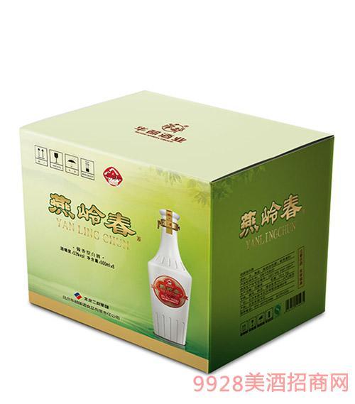 燕岭春500ml酱香型白酒