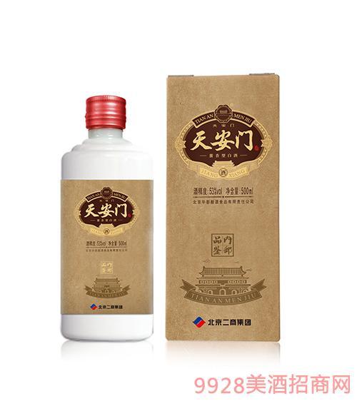 天安门酒品鉴53度500mlx6
