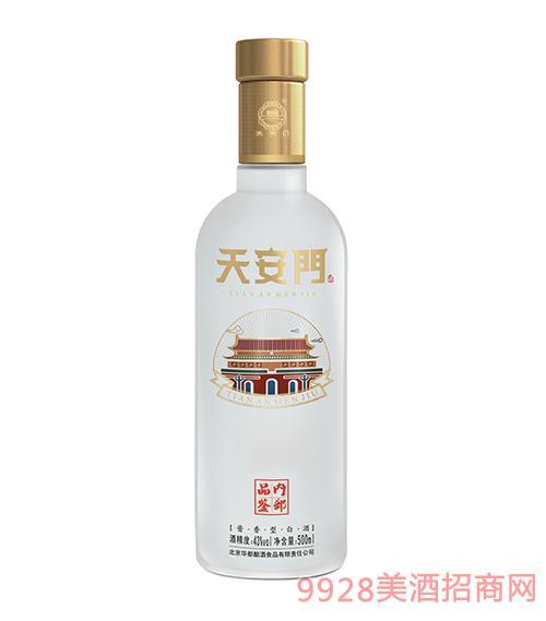 天安门酒品鉴43度500mlx6