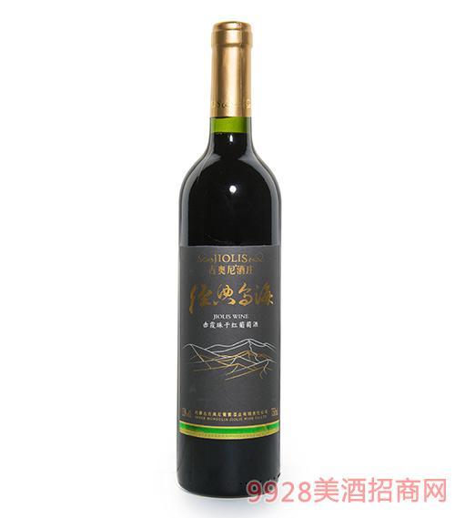 吉奥尼经典乌海干红葡萄酒13度750ml