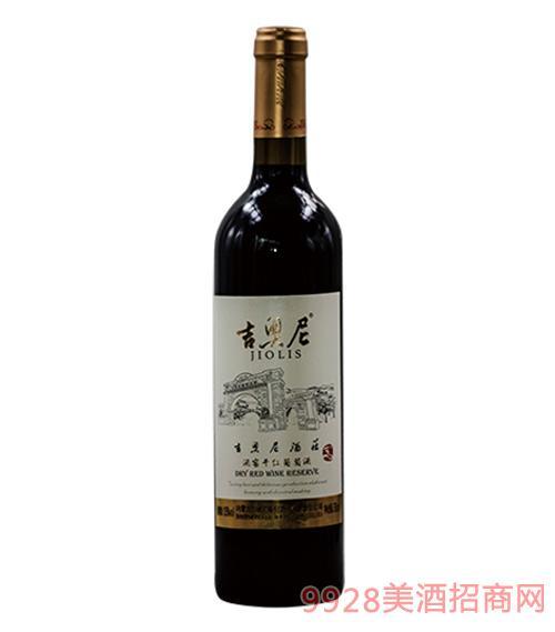 吉奥尼酒窖干红葡萄酒13.5度750ml