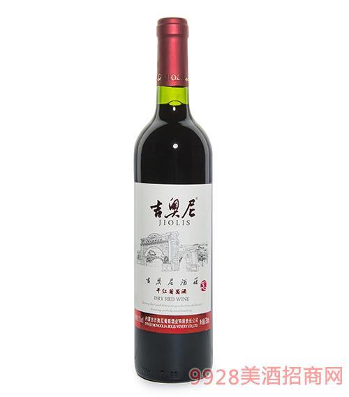 吉奥尼酒庄干红葡萄酒13.5度750ml