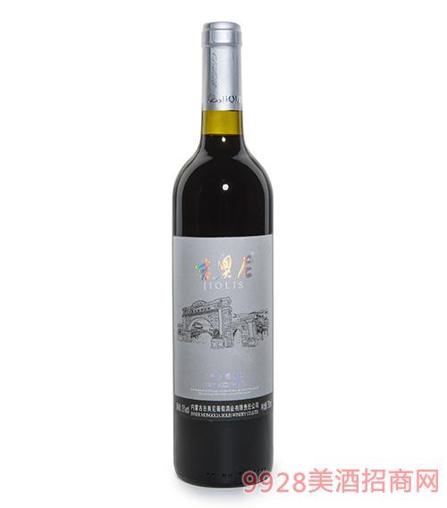 吉奥尼酒庄J干红葡萄酒13度750ml