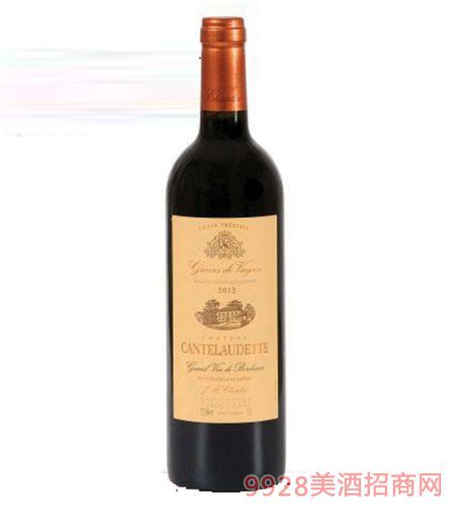 法国德芙城堡珍藏葡萄酒