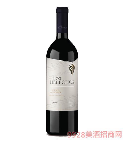 葡藝·帝樂馬珍藏干紅葡萄酒(馬爾貝克)14度750ml