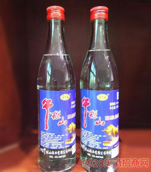 午栏山陈酿白酒两瓶装42度500ml