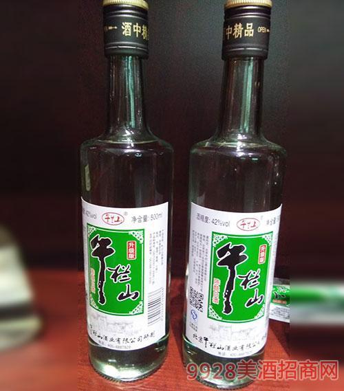 午栏山陈酿白酒升级版