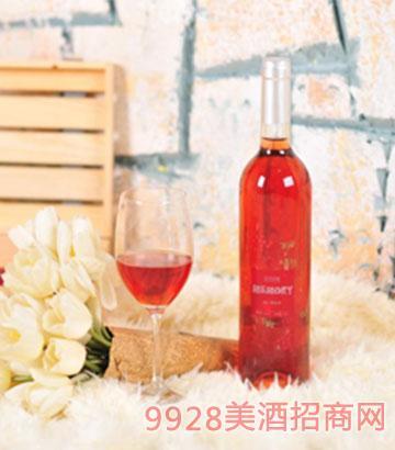 红日庄园桃红葡萄酒