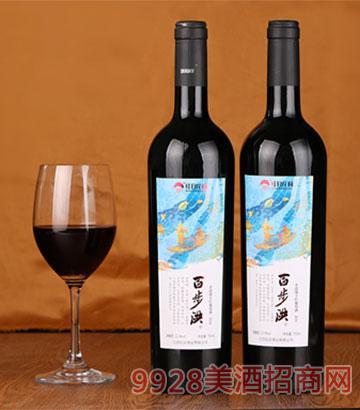 红日庄园百步洪干红葡萄酒