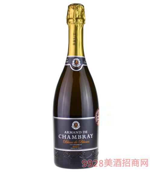 法国香宝丽起泡葡萄酒750ml
