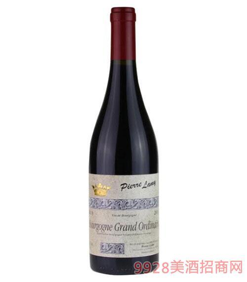 法国皮埃尔拉米干红葡萄酒750ml