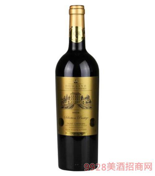 法国黛金庄园干红葡萄酒750ml
