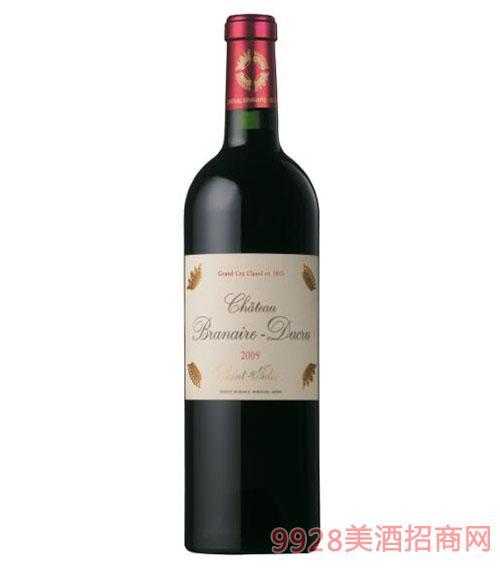 法国周伯通庄园干红葡萄酒(正牌)750ml