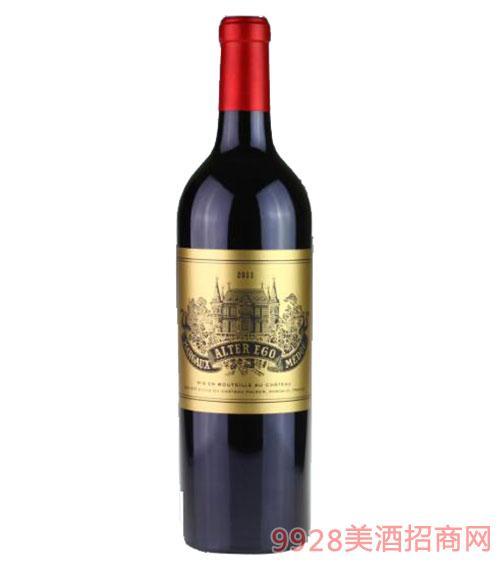 法国宝马阿尔玳(玛歌)干红葡萄酒750ml
