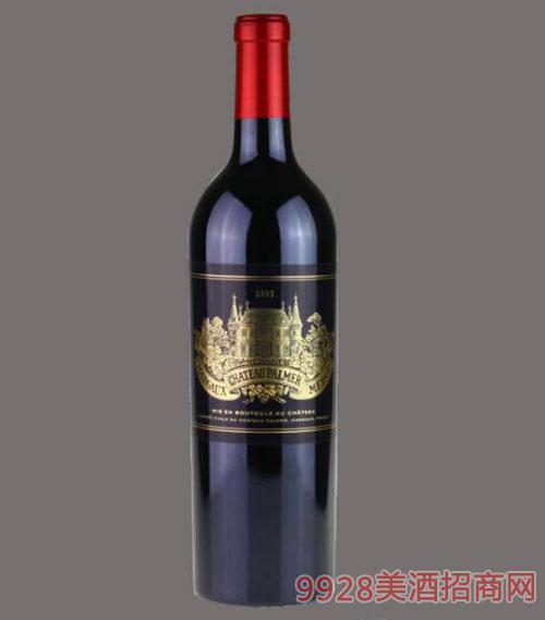 法国宝马庄园干红葡萄酒(正牌)750ml
