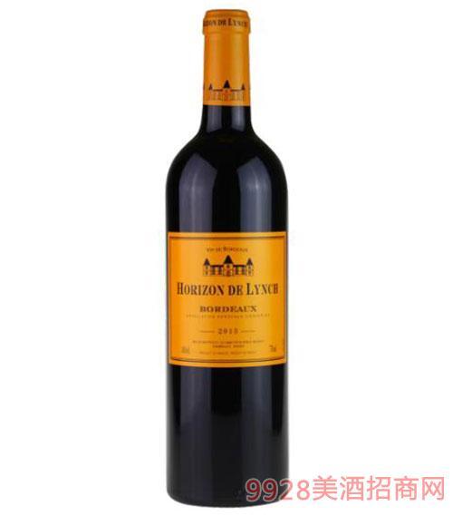 法国浪琴曙光干红葡萄酒750ml