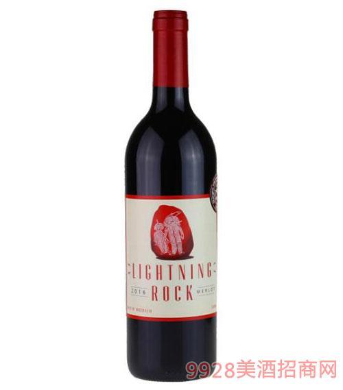 莱宁洛克美乐干红葡萄酒750ml