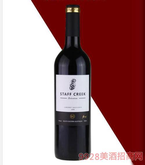 五线谱系列之精选干红葡萄酒750ml