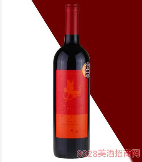 五线谱系列之囍干红葡萄酒750ml