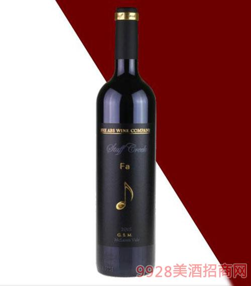 五线谱系列之發干红葡萄酒750ml