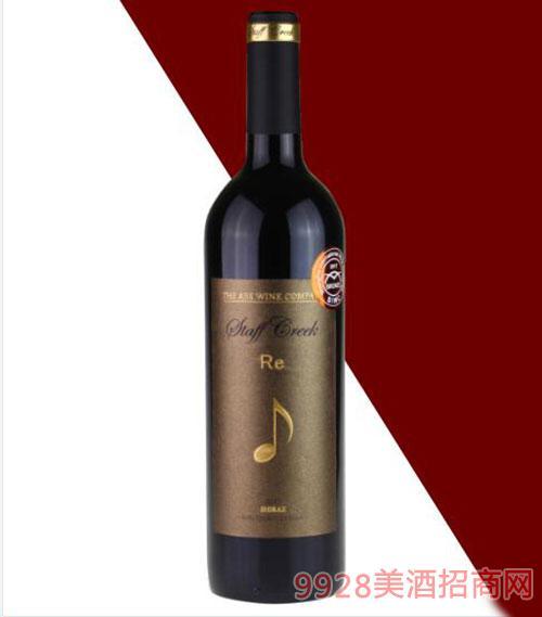 五线谱系列之睿干红葡萄酒750ml